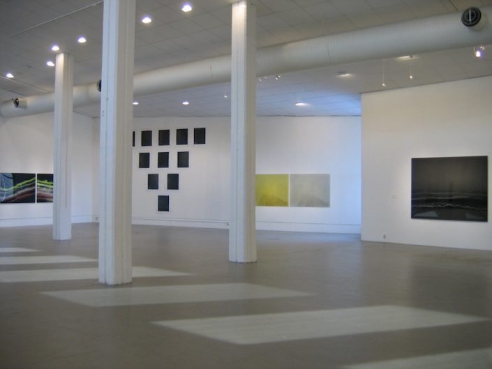 Solo exhibition at Bildmuseet in Umeå